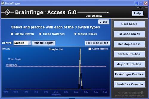 Brainfingers Software